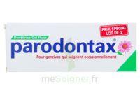 PARODONTAX DENTIFRICE GEL FLUOR 75ML x2 à Ploermel