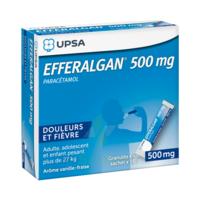 Efferalgan 500 mg Glé en sachet Sach/16 à Ploermel