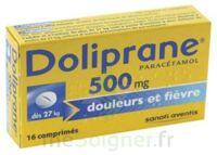 DOLIPRANE 500 mg Comprimés 2plq/8 (16) à Ploermel