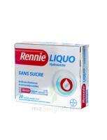 RENNIELIQUO SANS SUCRE, suspension buvable édulcorée à la saccharine sodique en sachet-dose à Ploermel