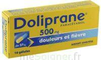 DOLIPRANE 500 mg Gélules B/16 à Ploermel