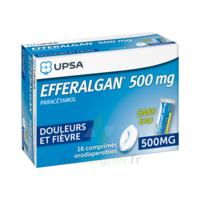 EFFERALGAN 500 mg, comprimé orodispersible à Ploermel
