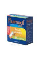 FLUIMUCIL EXPECTORANT ACETYLCYSTEINE 200 mg ADULTES SANS SUCRE, granulés pour solution buvable en sachet édulcorés à l'aspartam et au sorbitol à Ploermel