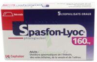 SPASFON LYOC 160 mg, lyophilisat oral à Ploermel