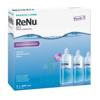 RENU MPS, fl 360 ml, pack 3 à Ploermel