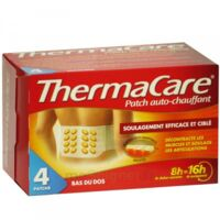 THERMACARE, pack 4 à Ploermel