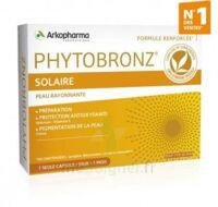 Phytobronz Solaire Caps tous types de peaux 2B/30 à Ploermel