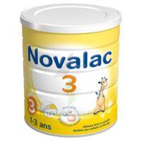Novalac 3 Croissance lait en poudre 800g à Ploermel