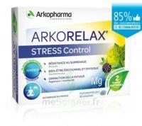 Arkorelax Stress Control Comprimés B/30 à Ploermel