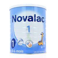 Novalac 1 Lait poudre 800g à Ploermel