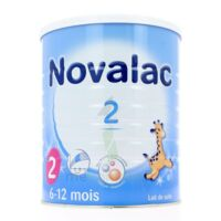 Novalac 2 Lait en poudre 800g à Ploermel