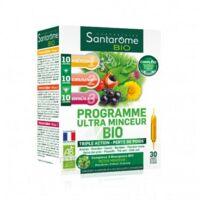 Santarome Bio Programme ultra minceur Solution buvable 30 Ampoules/10ml à Ploermel