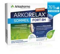 Arkorelax Sommeil Fort 8H Comprimés B/15 à Ploermel