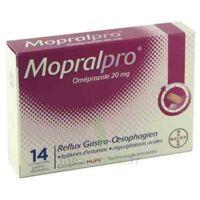 MOPRALPRO 20 mg Cpr gastro-rés Film/14 à Ploermel