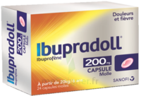 IBUPRADOLL 200 mg, capsule molle à Ploermel