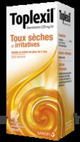 TOPLEXIL 0,33 mg/ml, sirop 150ml à Ploermel