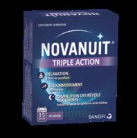 NOVANUIT Triple action Gélules B/30 à Ploermel