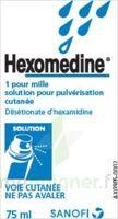 HEXOMEDINE 1 POUR MILLE, solution pour pulvérisation cutanée en flacon pressurisé à Ploermel