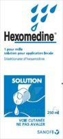 HEXOMEDINE 1 POUR MILLE S appl loc Fl/250ml à Ploermel