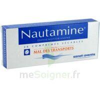 NAUTAMINE, comprimé sécable à Ploermel