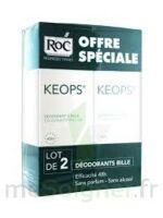 KEOPS DEODORANT BILLE PEAUX FRAGILES lot de 2 à Ploermel