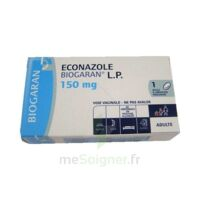 ECONAZOLE BIOGARAN L.P. 150 mg, ovule à libération prolongée à Ploermel