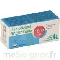 PARACETAMOL TEVA SANTE 1000 mg, comprimé effervescent sécable à Ploermel