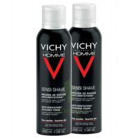 VICHY mousse à raser peau sensible LOT à Ploermel