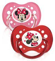 Dodie Disney sucettes silicone +18 mois Minnie Duo à Ploermel