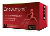 Santé Verte Circulymphe Triple Actions B/60 à Ploermel