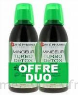 FORTE PHARMA TURBO DETOX 500MLx2 à Ploermel
