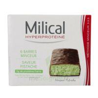Barre HP Chocolat Pistache - Etui 6barres à Ploermel