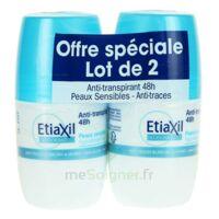 ETIAXIL DEO 48H ROLL-ON LOT 2 à Ploermel