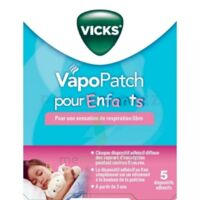VICKS VAPOPATCH ENFANTS à Ploermel