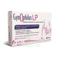 Gynophilus LP Comprimés vaginaux B/6 à Ploermel