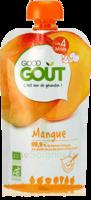 Good Goût Alimentation infantile mangue Gourde/120g à Ploermel