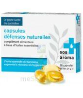 SOS AROMA Caps défenses naturelles à Ploermel