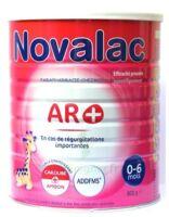 NOVALAC AR + 0-6 MOIS Lait pdre B/800g à Ploermel