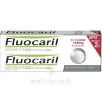 Fluocaril Bi-Fluoré 145 mg Pâte dentifrice blancheur 2*75ml à Ploermel