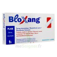 BLOXANG Eponge de gélatine stérile hémostatique B/5 à Ploermel
