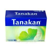 TANAKAN 40 mg, comprimé enrobé PVC/alu/90 à Ploermel