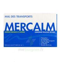 MERCALM, comprimé pelliculé sécable à Ploermel