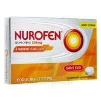 NUROFEN 200 mg, comprimé orodispersible à Ploermel