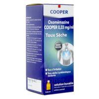 OXOMEMAZINE H3 SANTE 0,33 mg/ml SANS SUCRE, solution buvable édulcorée à l'acésulfame potassique à Ploermel