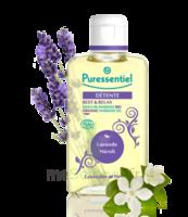 Puressentiel Sommeil - détente Huile de massage BIO** Détente - Lavande - Néroli - 100 ml à Ploermel
