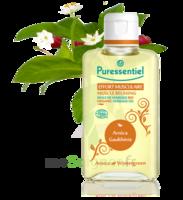 Puressentiel Articulations & Muscles Huile de massage BIO** Effort Musculaire - Arnica - Gaulthérie - 200 ml à Ploermel