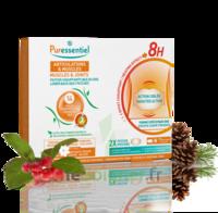 Puressentiel Articulations & Muscles Patchs Chauffants Articulations & Muscles aux 14 Huiles Essentielles Bas du dos - 2 Patchs à Ploermel