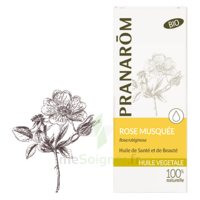 PRANAROM Huile végétale Rose musquée 50ml à Ploermel