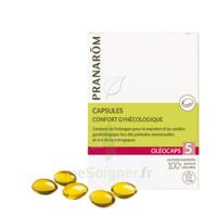 PRANAROM OLEOCAPS 5 Caps confort gynécologique & urinaire à Ploermel