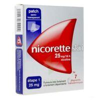 Nicoretteskin 25 mg/16 h Dispositif transdermique B/28 à Ploermel